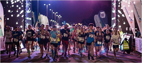 LASER NIGHT RUN